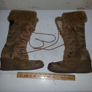 Forever Ladies Boots Sz5